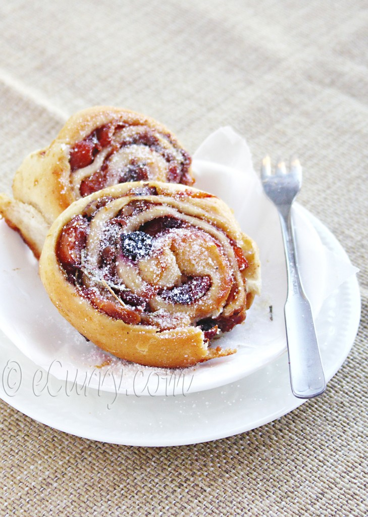 Roasted Fruit Rolls