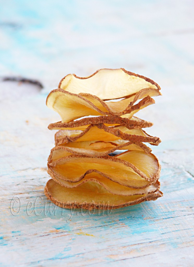 Sundried Potato Chips