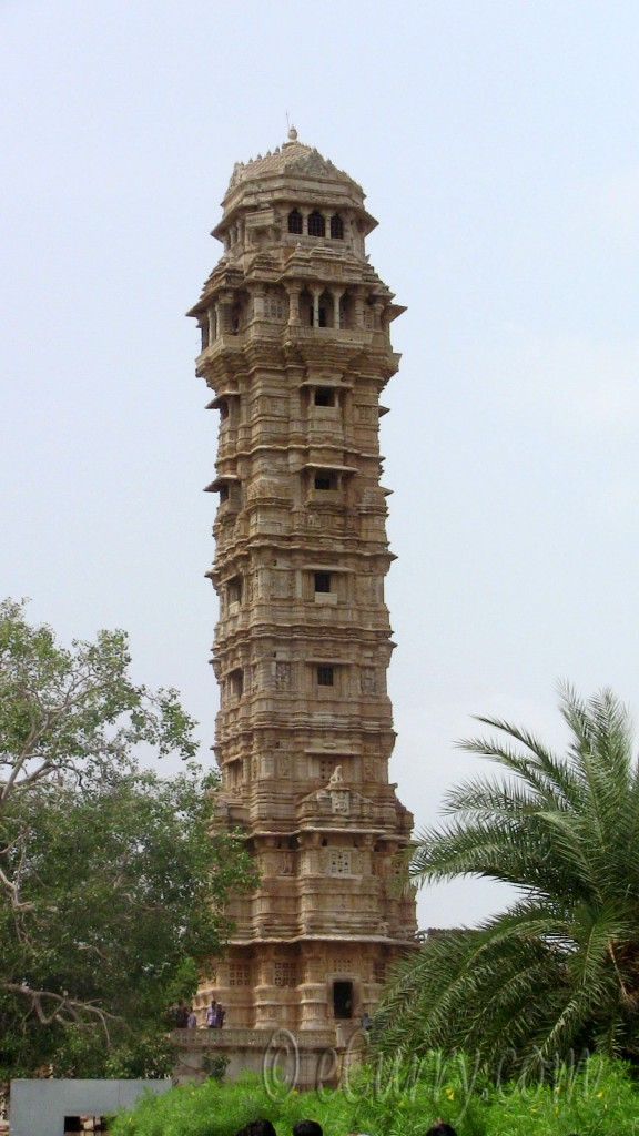 Victory Tower Chittorgarh