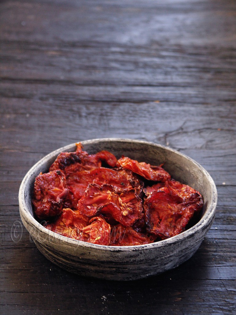 oven/sun dried tomatoes