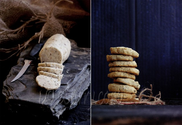 Rosemary Crackers Collage