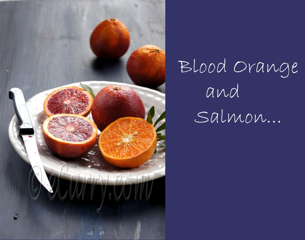 Blood Oranges for salsa