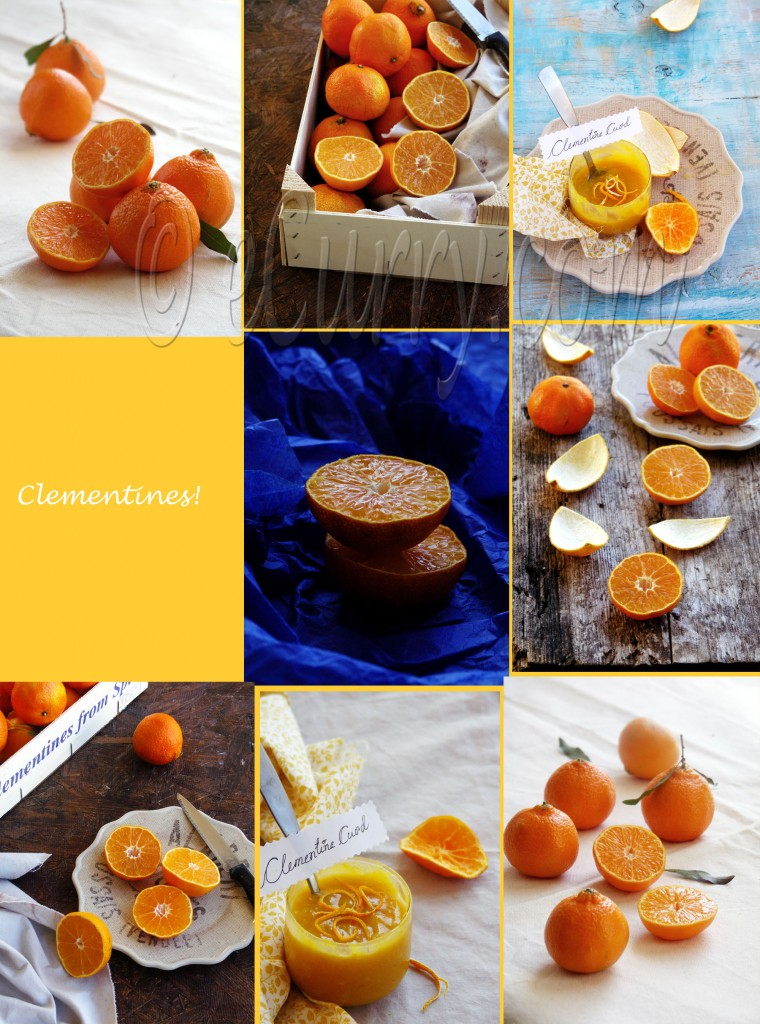 clementine Collage