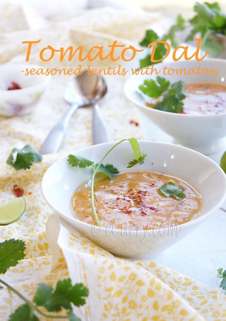 tomato dal