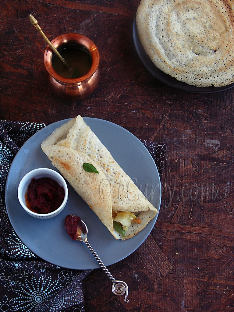 plain dosa recipe