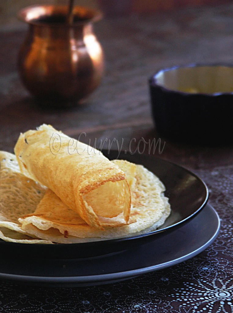 Dosa recipe, step by step recipe