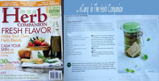The Herb Companion Magazine Feature