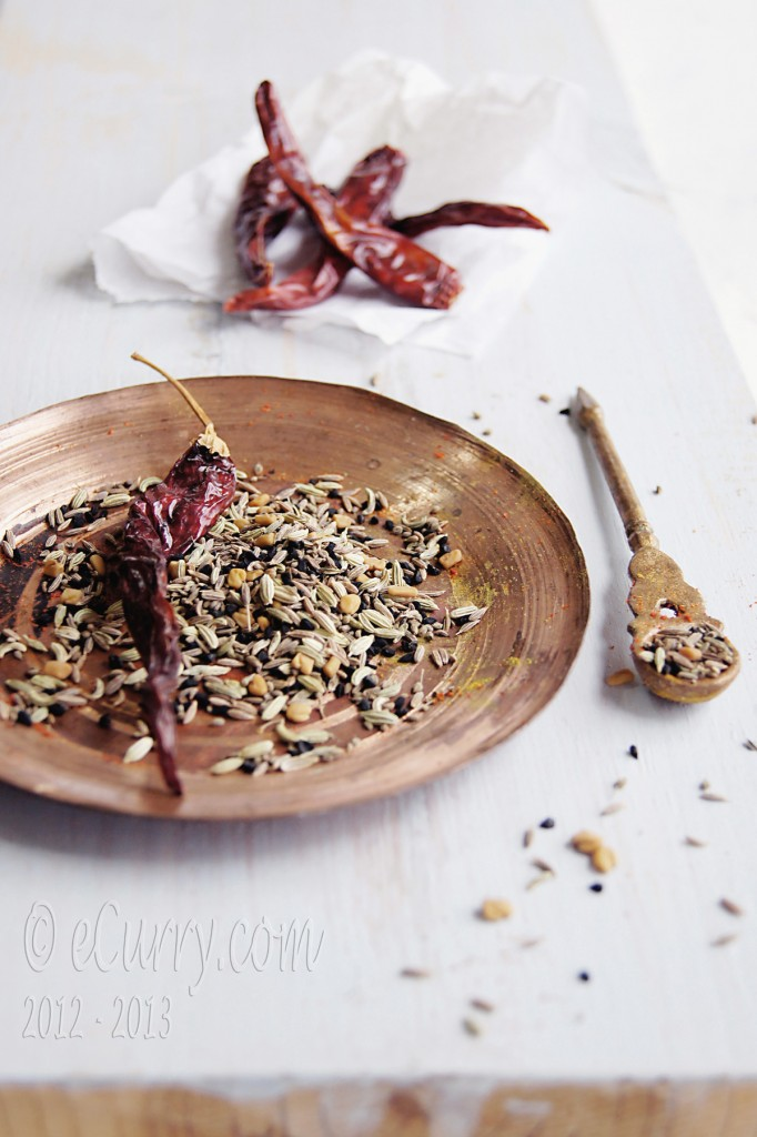 Panch Phoron - Indian Five Spice Mix