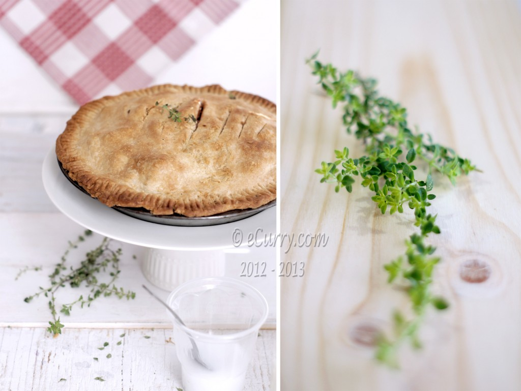Apple Pie Diptych 2
