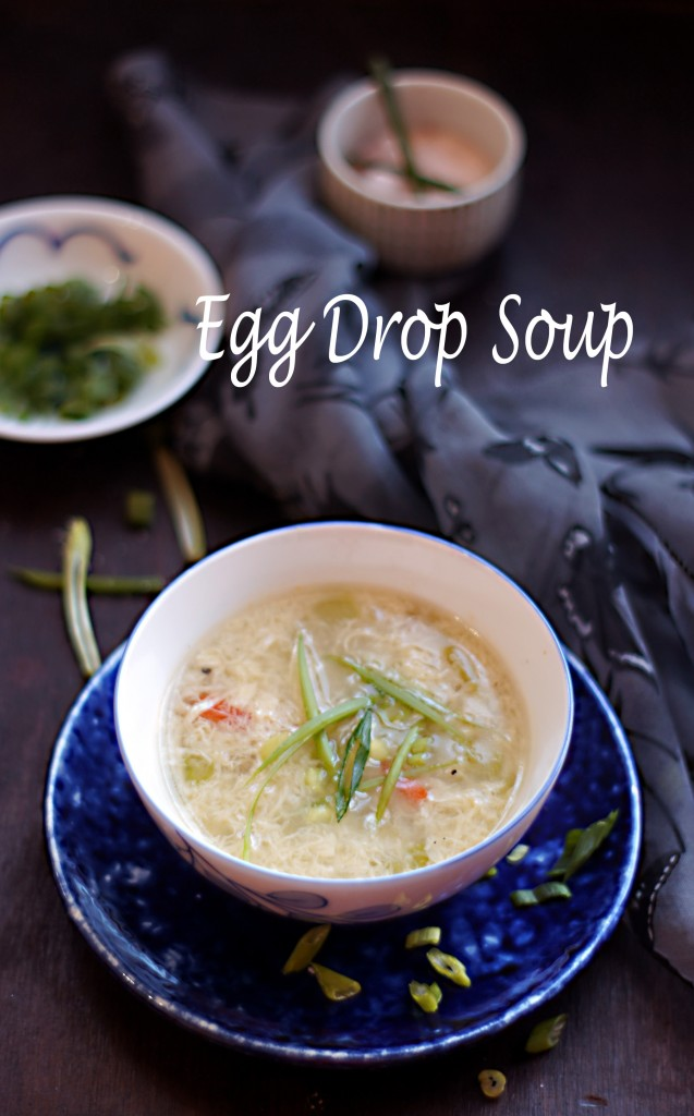 Egg Drop Soup Diptych