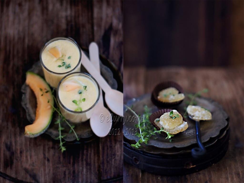Chilled Soup Diptych 1