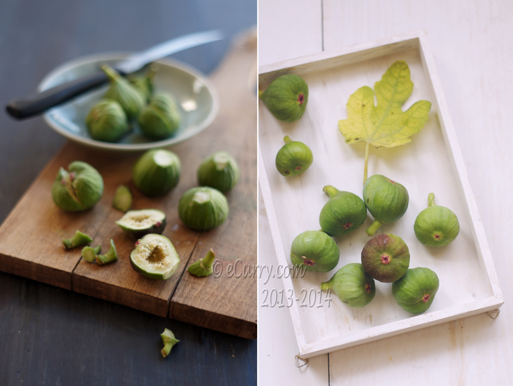 Fresh Figs Diptych 1