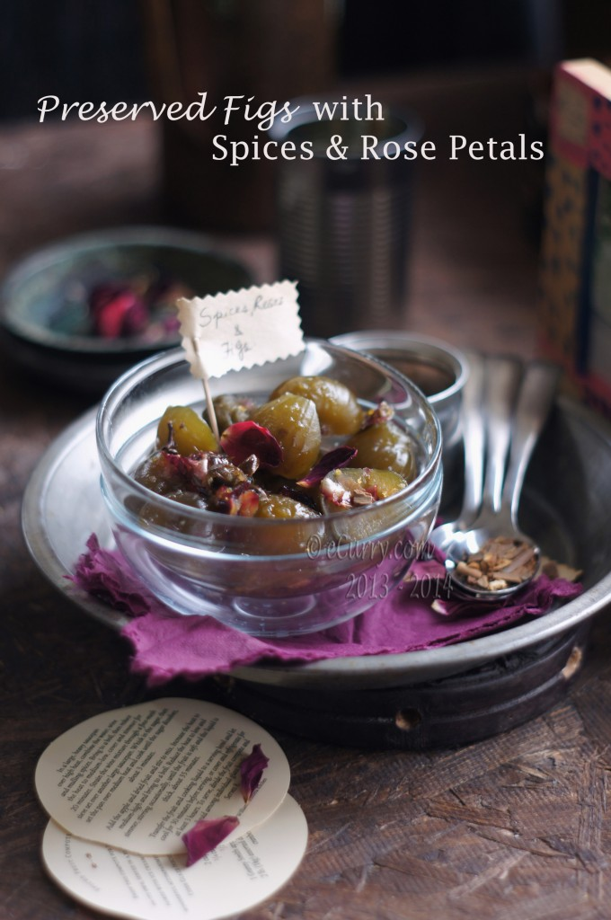 preserved-figs-with spices and rose petals
