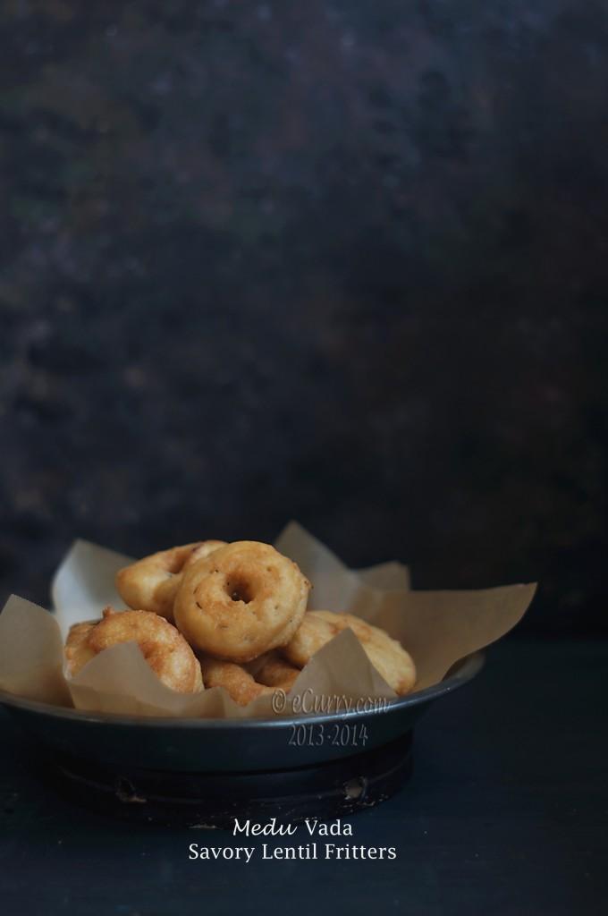 medu-vada-1- savory lentil fritters