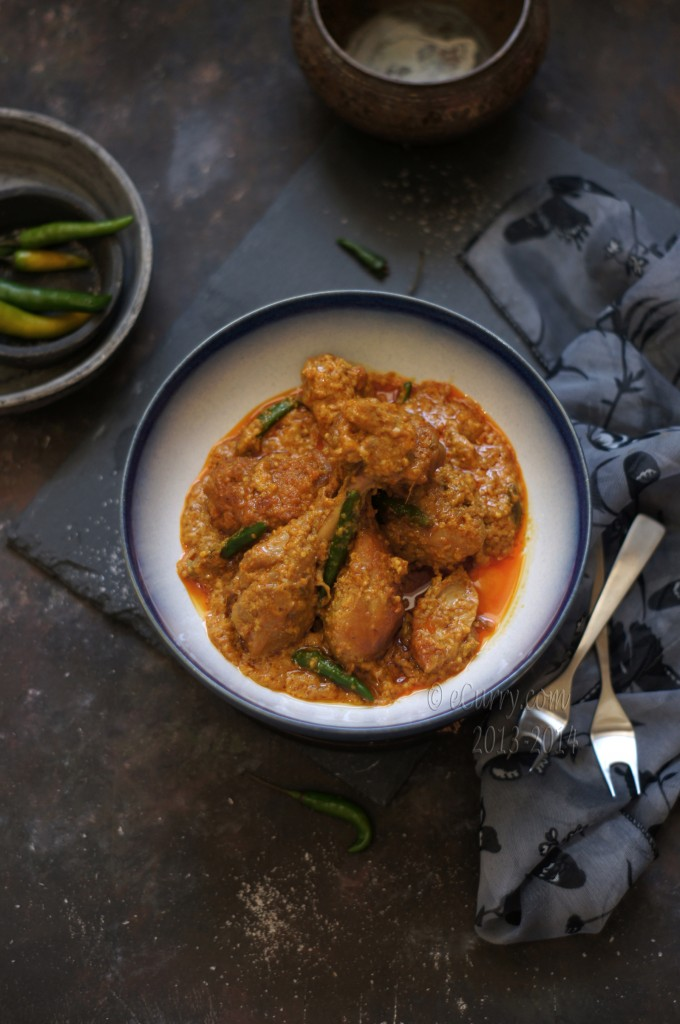 Shorshe-Murgi-3.jpg - Chicken cooked in zesty mustard sauce