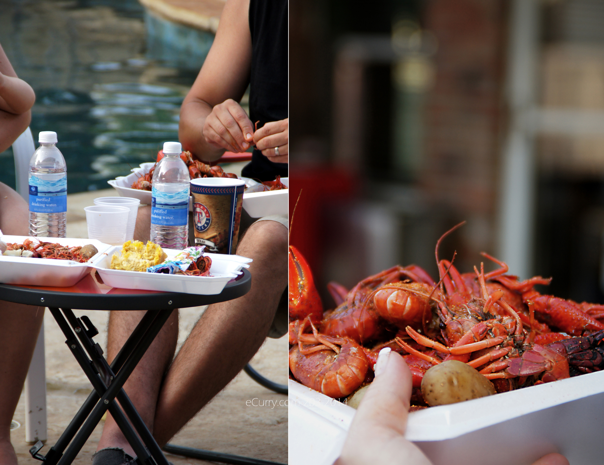Crawfish Boil Diptych 3