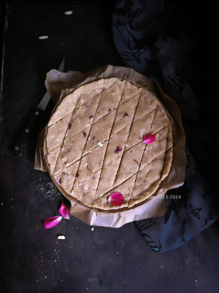 Badam Katli Almond Fudge 3