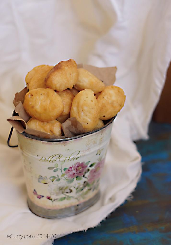Dahi Wada lentil Dumplings 1