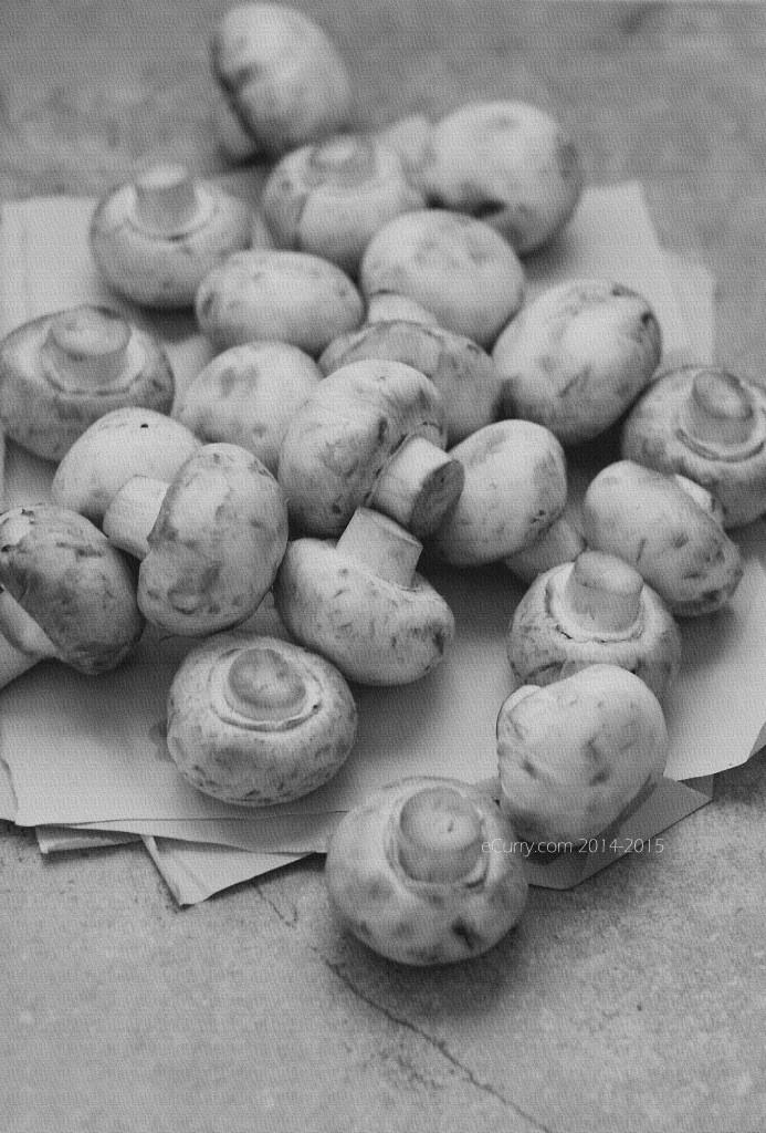 mushroom raw 1