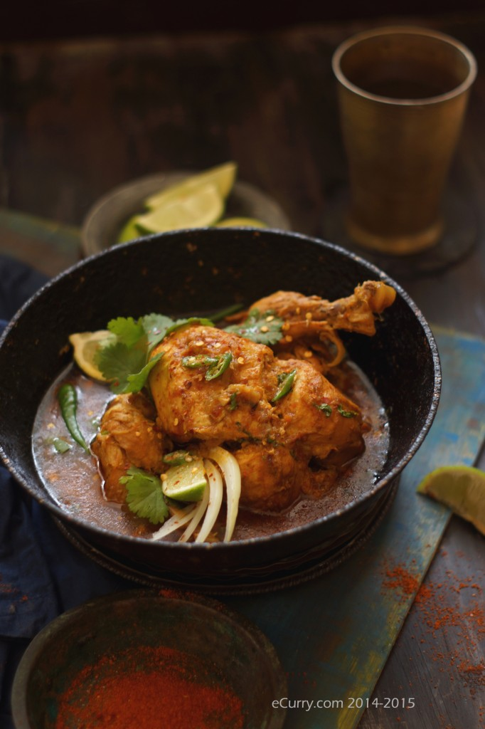 cornish hen curry 3