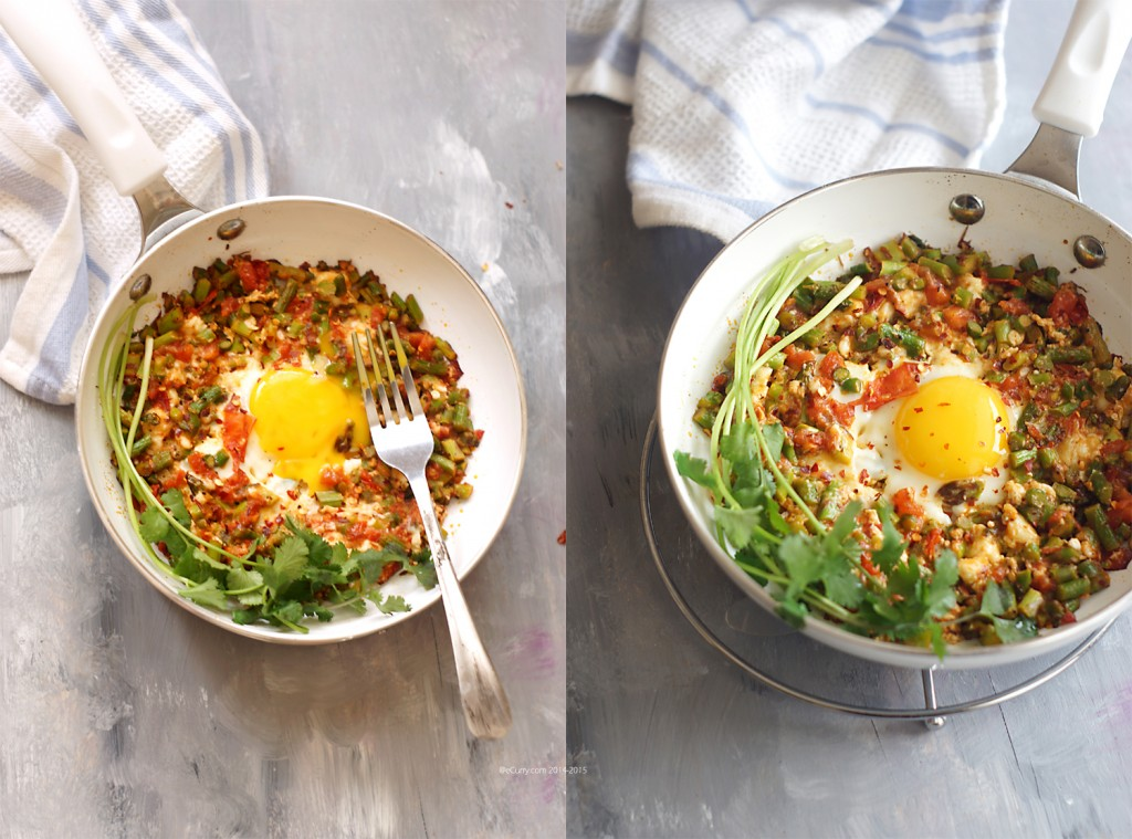 Fried Egg Diptych 1