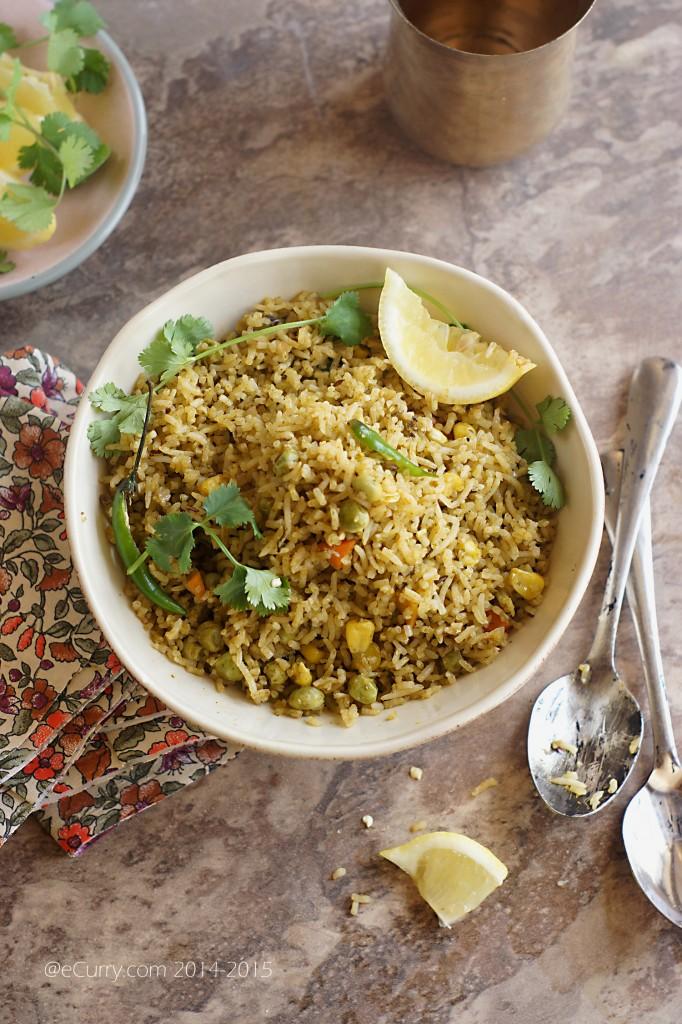 Green Rice 4