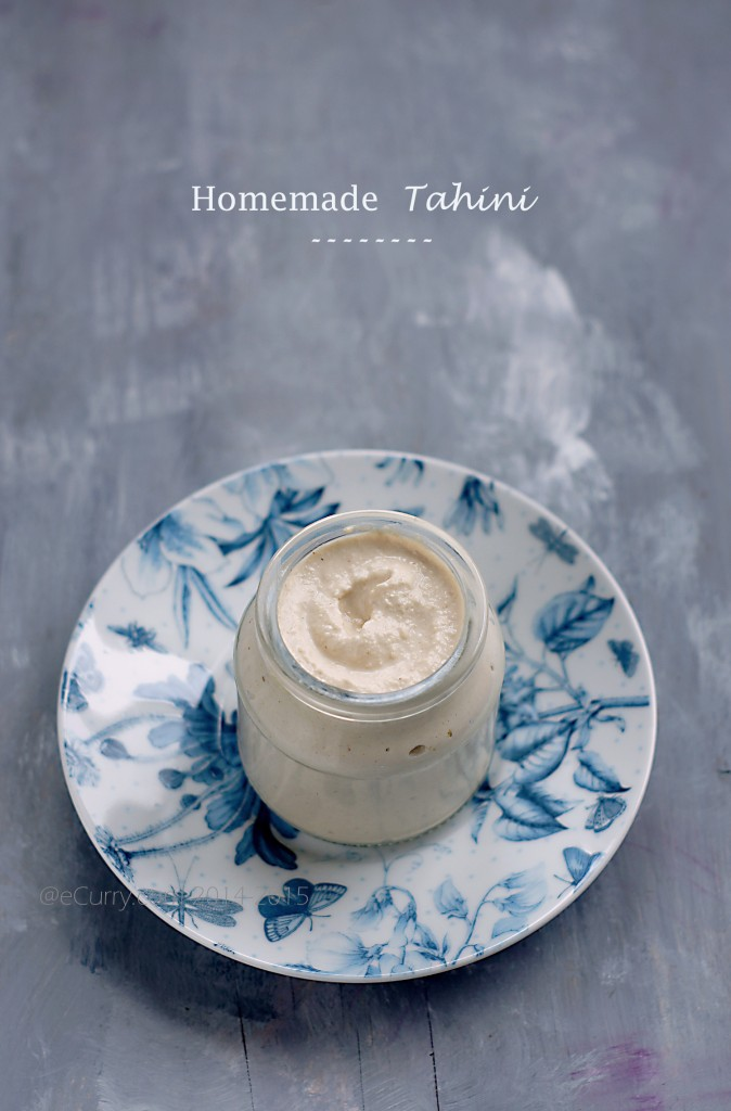 Tahini Sesame paste 3