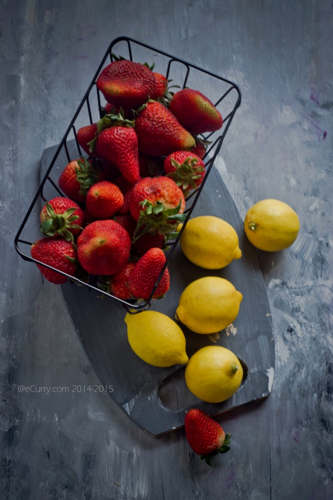 Strawberry and lemon 5