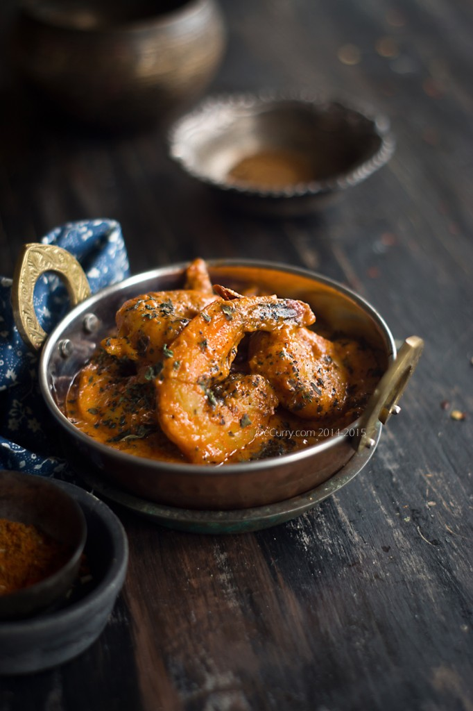 Prawn Tikka Masala | eCurry - The Recipe Blog