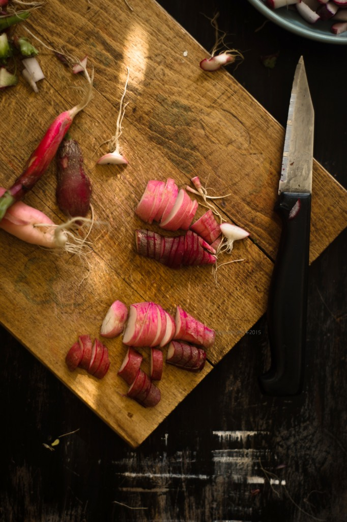 Tempered Radishes 4