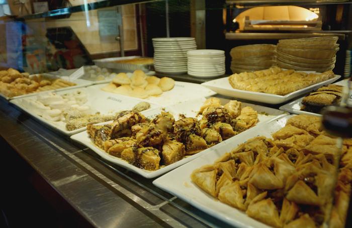 Cedars Desserts 1