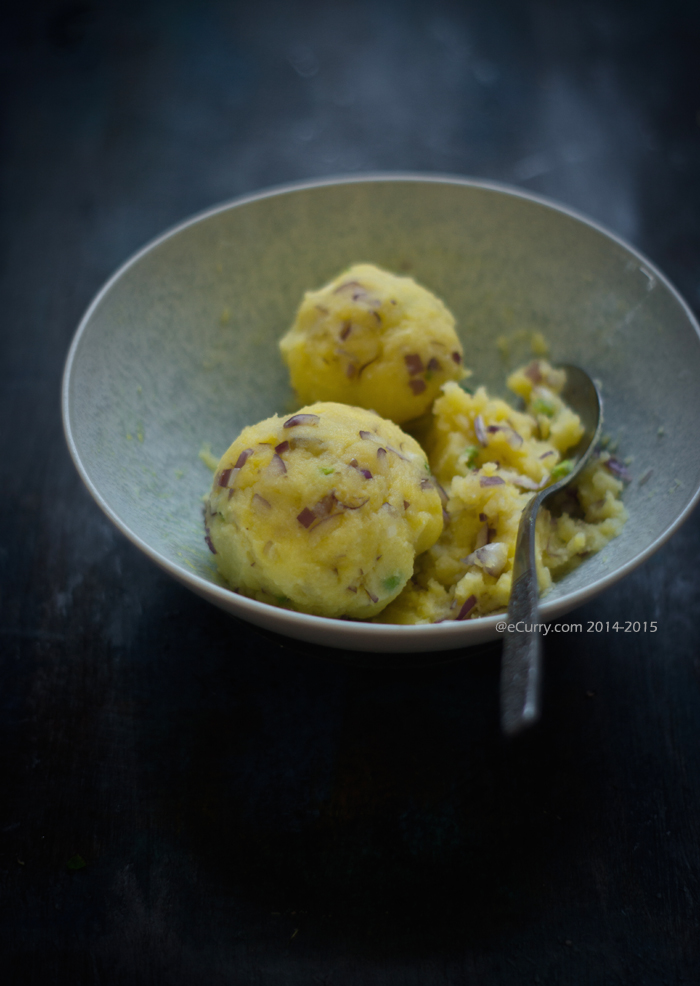 Mashed Potatoes-Aloo Bhaate 5463 -2