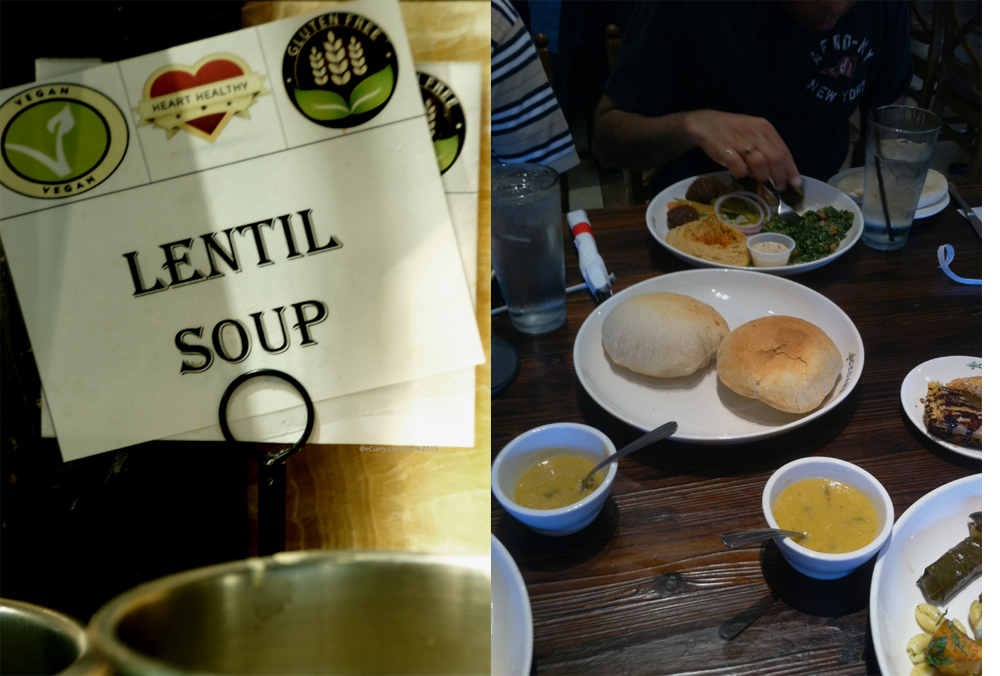 soup collage cedars review