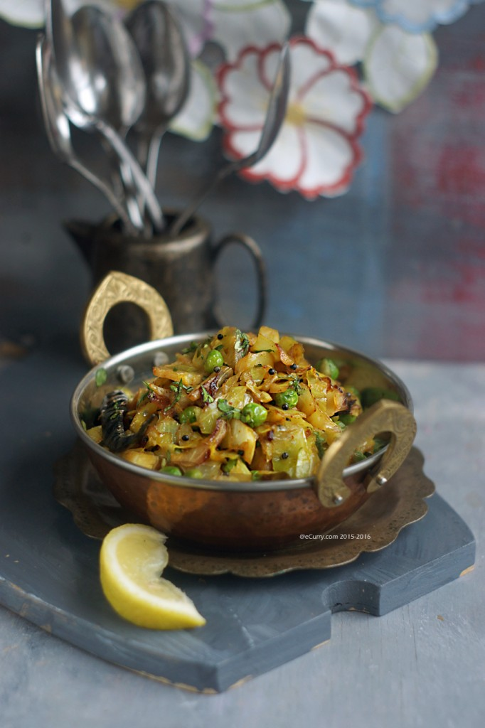 Sauteed Cabbage with Fenugreek_DSC08108_2