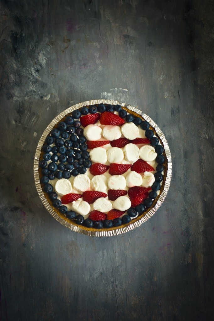 Fourth of July Pie 1575