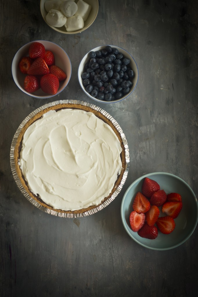 Fourth of July Pie 1752